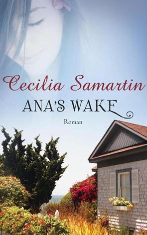 screenshot boek van Cecilia Samartin. Ana's wake